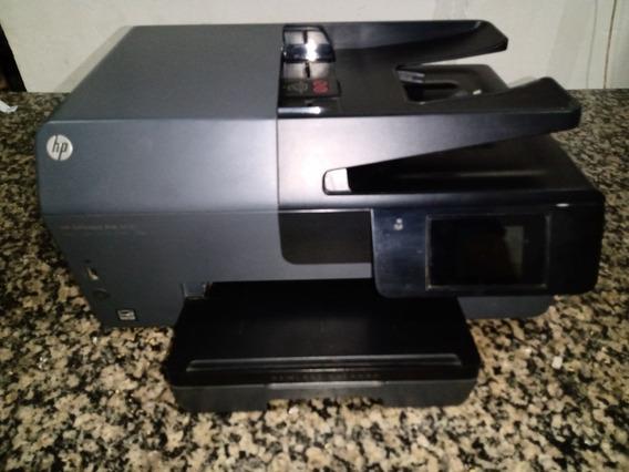 Impressora Multifuncional Hp Officejet Pro 6830 Preta