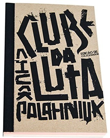 Clube Da Luta Colecionador Capa Dura Chuck Palahniuk