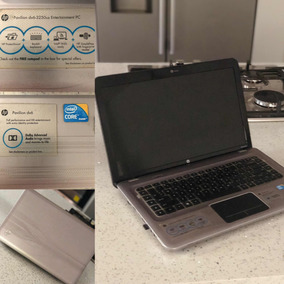 Laptop Hp Pavilion 6 Icore5