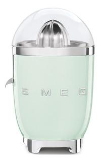 Exprimidor Smeg Verde Agua Cjf01pgar 50