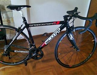 Bicicleta De Ruta Scott