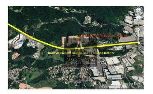 Imagem 1 de 7 de Excelente Loteamento Industrial À Venda Com  2.754,40 M² - Às Margens Da Rodovia Presidente Castelo Branco  Confira! - Te0666