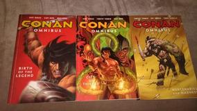 Conan Omnibus - Vol. 1, 2 E 4 - Importado - Darkhorse