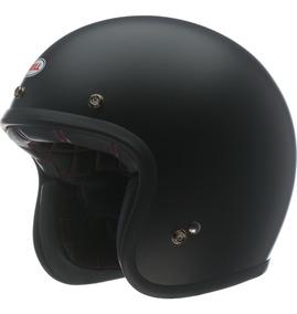 Capacete Bell Custom 500 Solid Matte Black 64