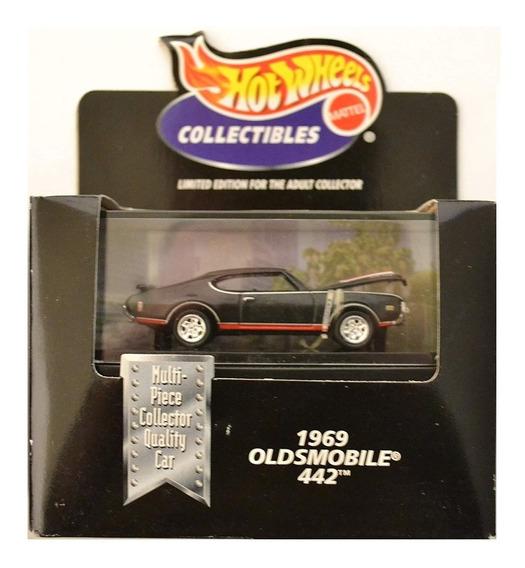 Hot Wheels 1969 Oldsmobile 442 Ruedas De Goma Solo Envios