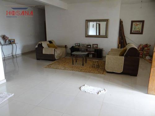 Chácara Com 5 Dormitórios À Venda, 4 M² Por R$ 450.000,00 - Aldeia Ivoturucaia - Franco Da Rocha/sp - Ch0038