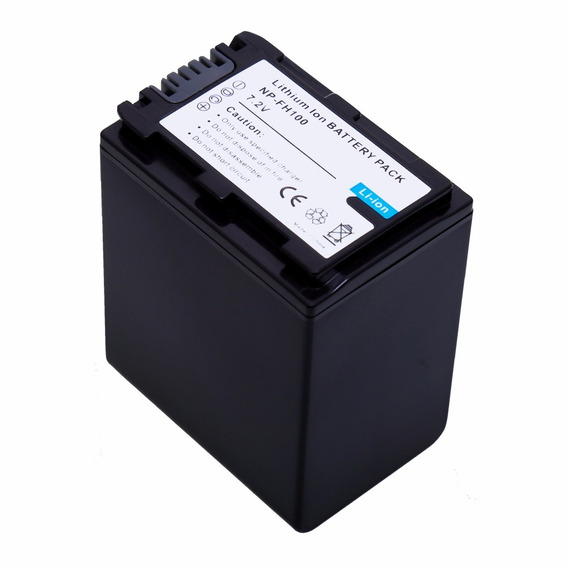 Bateria Np-fh100 Sony Dcr-hc37 Hc38 Hc39 Hc40 Hc41 Hc42 Hc43
