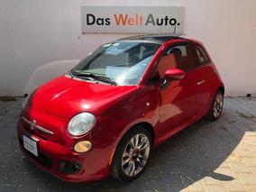 Fiat 500 1.4 3p Sport Man Mt Recibimos Auto!!!
