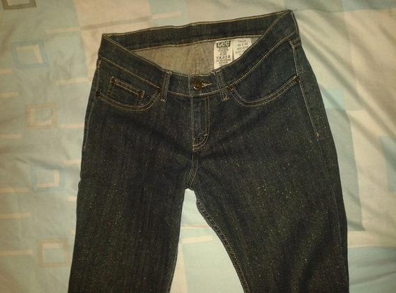 Jeans Para Dama Marca Lee Original Talla 30 X 32