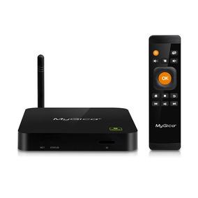 Smart Tv Box Mygica Android Hd Atv585 Netflix Convertidor