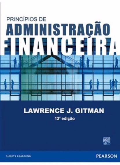 Principios De Administracao Financeira - Pearson
