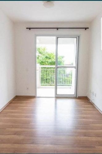 Apartamento Em Alto Do Pari, São Paulo/sp De 55m² 2 Quartos À Venda Por R$ 448.000,00 - Ap889749