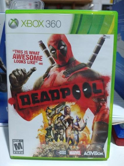 Deadpool Para Xbox 360. Jogo Original Em Mídia Física.
