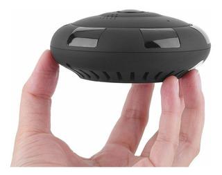 Mini Cámara Inalámbrica Wifi De 360 ¿¿grados Panorámico