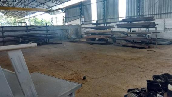 Galpão Industrial Para Locação, Putim, São José Dos Campos. - Ga0058