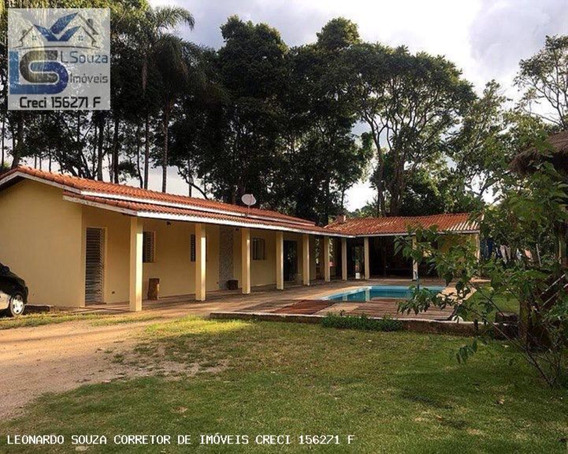 Linda Chácara Com Escritura Registrada E Muita Área Verde Localizada Em Pinhalzinho/sp - 672 - 34064620