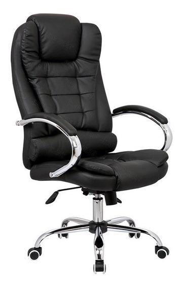 Cadeira Escritório Presidente Giratória Premium Top Seat