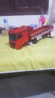 Miniatura Atego E Scania R470 Guincho (não Finalizadas) 1/32