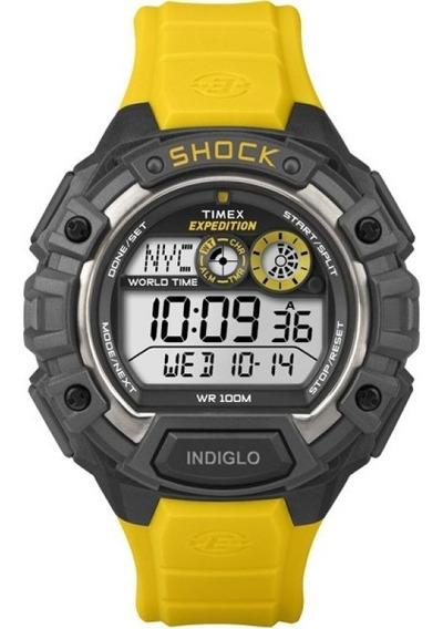 Relógio Timex Expedition Cronógrafo T49974