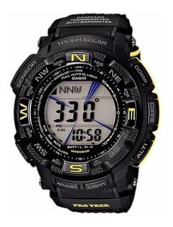 Reloj Casio Pro Trek Prg-260g-1d Ag.of Local Barrio Belgrano