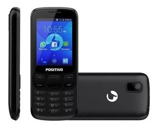 Celular Positivo P70 3g Teclado Whatsapp Wi Fi Dual