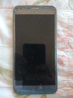 Celular LG X Cam LG-k580dsf - Danificado - No Estado