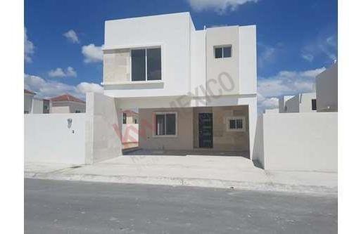 Casa Nueva En Venta Dentro De Fraccionamiento Cerrado 100% Familiar En Ramos Arizpe Coahuila