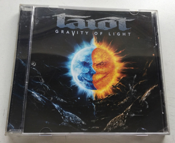 Tarot - Gravity Of Light (ed. Argentina) (nigthwish)