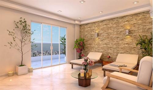 Imagem 1 de 16 de Apartamento Na Praia Grande, Aviaçao. - Jad339