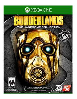 Borderlands: The Handsome Collection Xbox One Fisico Nuevo