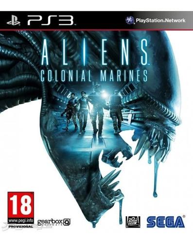 Alien Colonial Marines Ps3 Digital