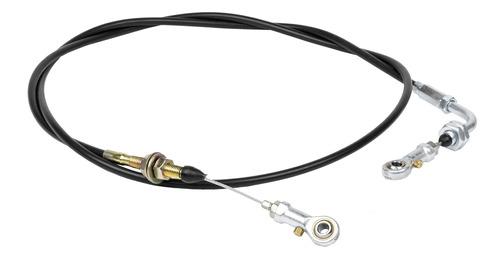 Cable De Acelerador Rotulado Collino Para Carburador 500 Mm