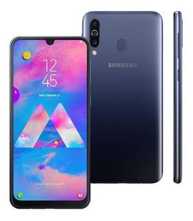 Smartphone Samsung Galaxy M30 64gb Câmera Tripla 5000 Mah