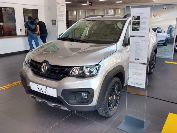 Renault Kwid Outsider 0km 2020 - Liquidacion (juan)