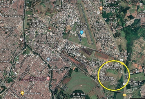 Ótima Area Para Venda No Jardim Joquei Clube, Próxima Da Rodovia Anhanguera, Com 5.239 M2 De Area Total, Ideal Para Condominio De Galpoes, Industrias - Te00435 - 67823924