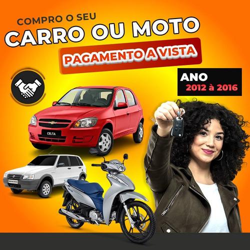 Imagem 1 de 1 de Compro O Seu Carro Ou Moto