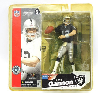 Oakland Raiders Rich Gannon Mcfarlane