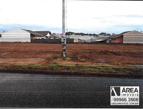 Terreno À Venda, 242 M² Por R$ 26.671 - Pq Res Pérola - Pérola/pr - Te0012