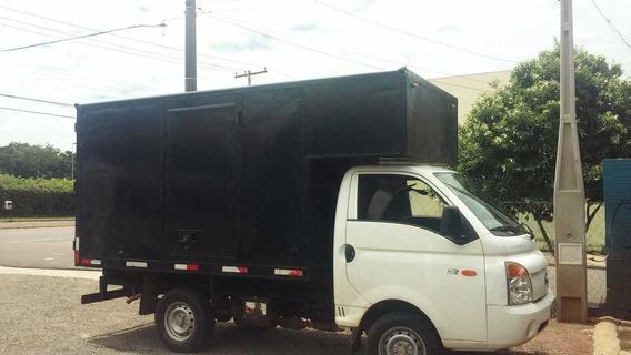 Hyundai Hr 2.5 Diesel Baú