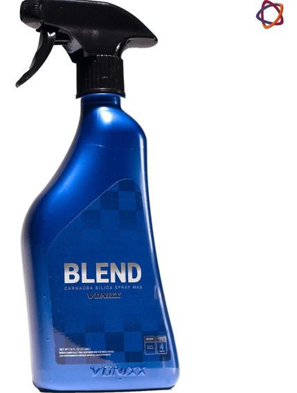 Blend Carnaúba Silica Spray Wax 473ml Vonixx