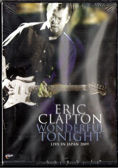 Eric Clapton Wonderful Tonight Live Japan Dvd Los Chiquibum