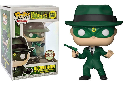 The Green Hornet #661 Funko Pop Specialty Series