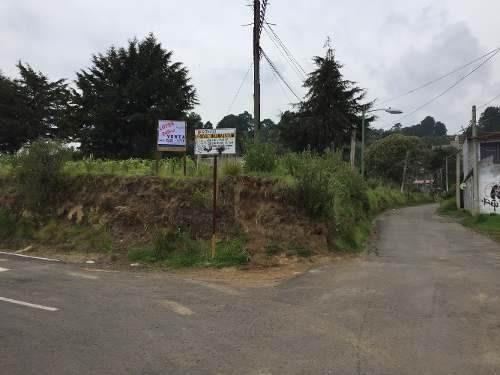 Terrenos San Salvador Cuauhtenco 240m2 Oportunidad Negocia