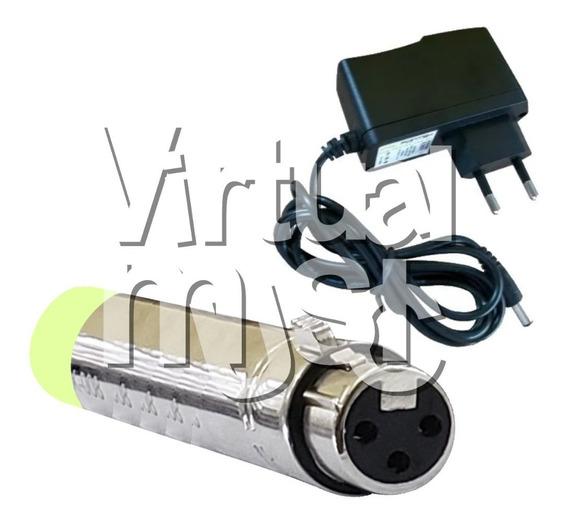 Antena Dmx Sem Fio Para Iluminacao Par Led Strobo Moving