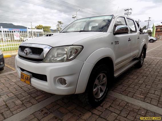 Toyota Hilux Vigo 3.0cc D Mt Aa