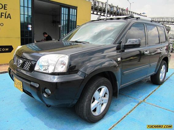 Nissan X-trail 2200cc 4x4 Mt Aa