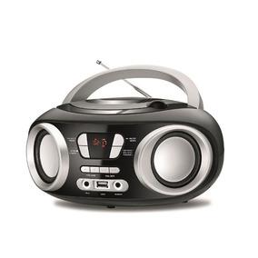 Rádio Mondial Boombox Nbx-13 Entrada Usb Fone De Ouvido Rá
