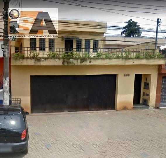 Casa Comercial Em Centro - Poá, Sp - 3101