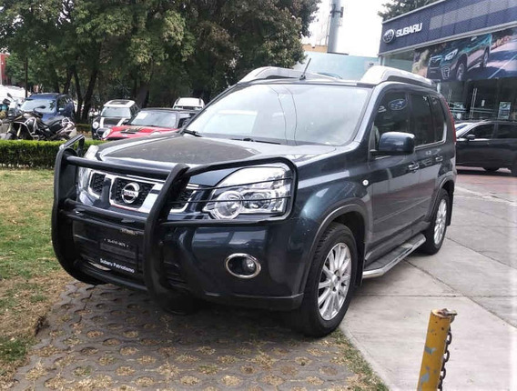 Nissan X Trail 2014 5p Blue Edition L4/2.5 Aut