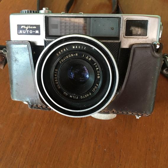 Máquina Fotográfica Fugica Auto-m